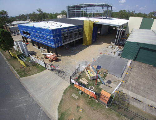 BEC invests in State-of-the-Art Facility